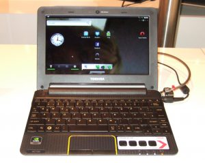 Toshiba AC 100 Android-Netbook