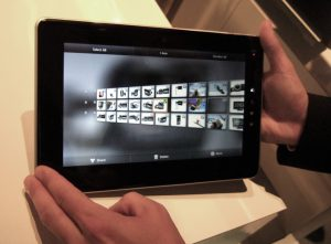 Toshiba Android-Tablet